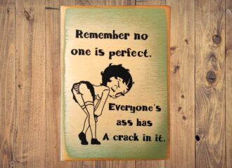 No Ones Perfect – Betty Boop