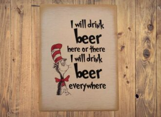 I Will Drink Beer