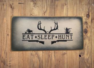 Eat Sleep Hunt (Deer)