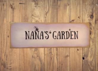 Nana's Garden