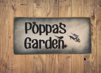Poppa's Garden