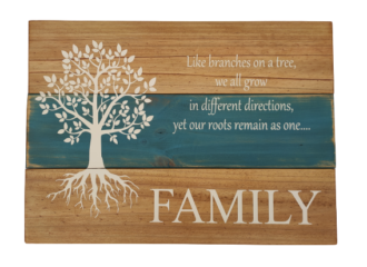 Family Tree BLUE