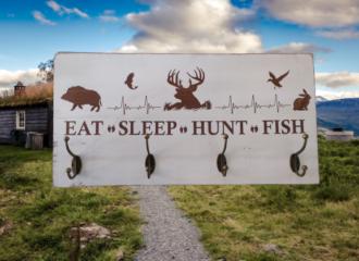 Eat Sleep Hunt Fish